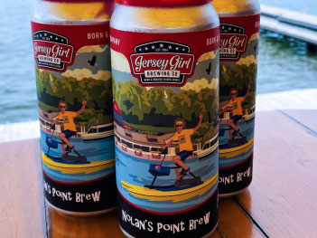 Nolan's Point Brew Can
